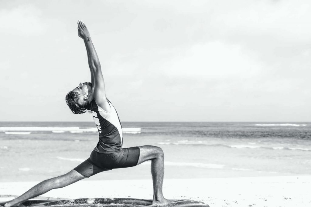 jak radzić sobie ze stresem - joga