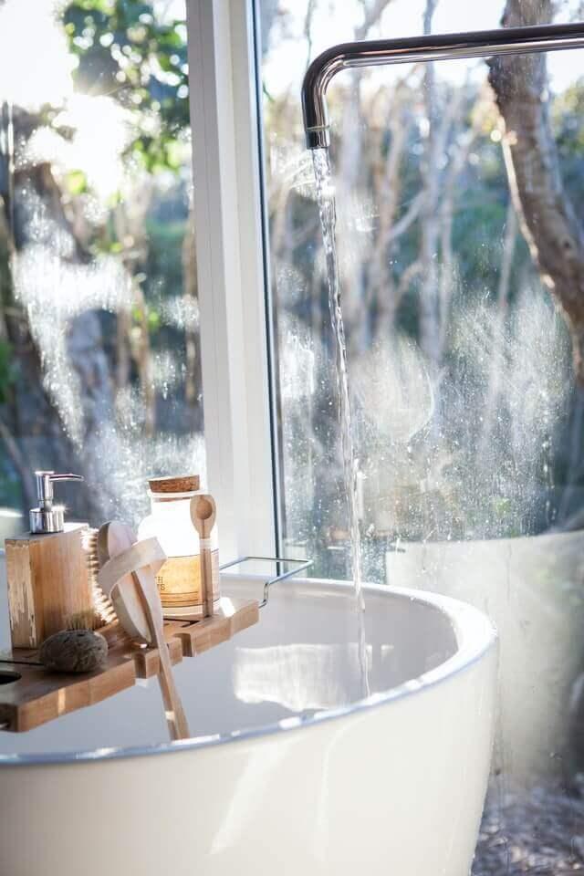 jak radzić sobie ze stresem - kąpiel chlorek magnezu
