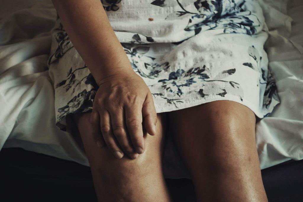 stawy kolanowe