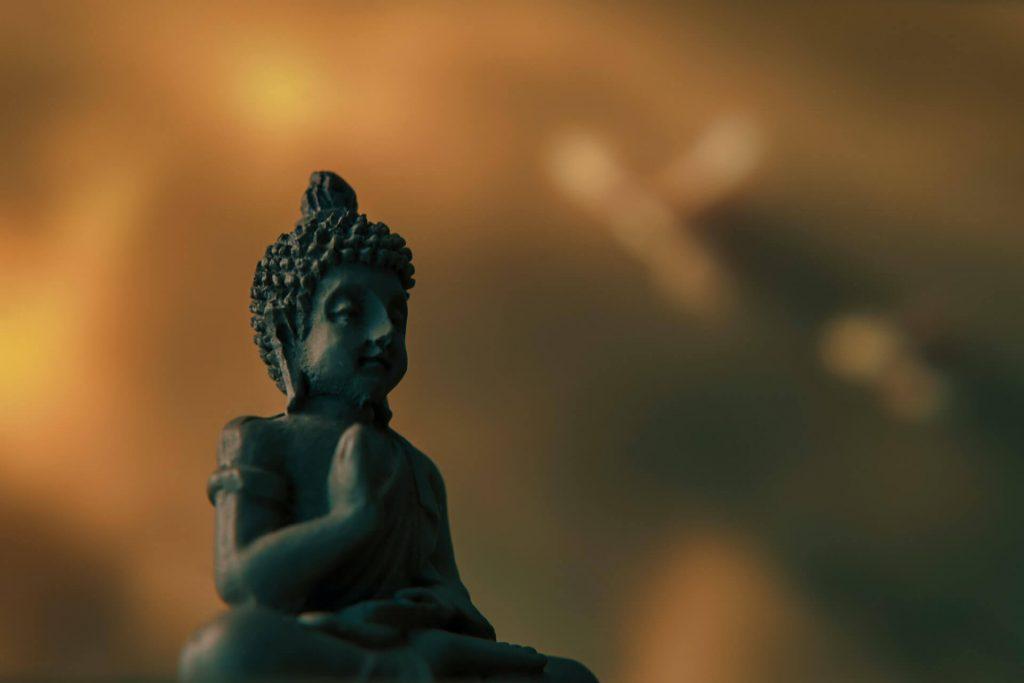 medytacja - Budda