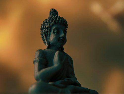 medytacja Budda