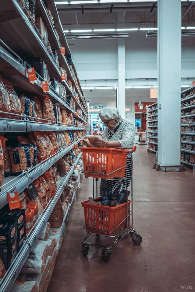 chemiczne dodatki do żywności - czytajmy etykiety produktów