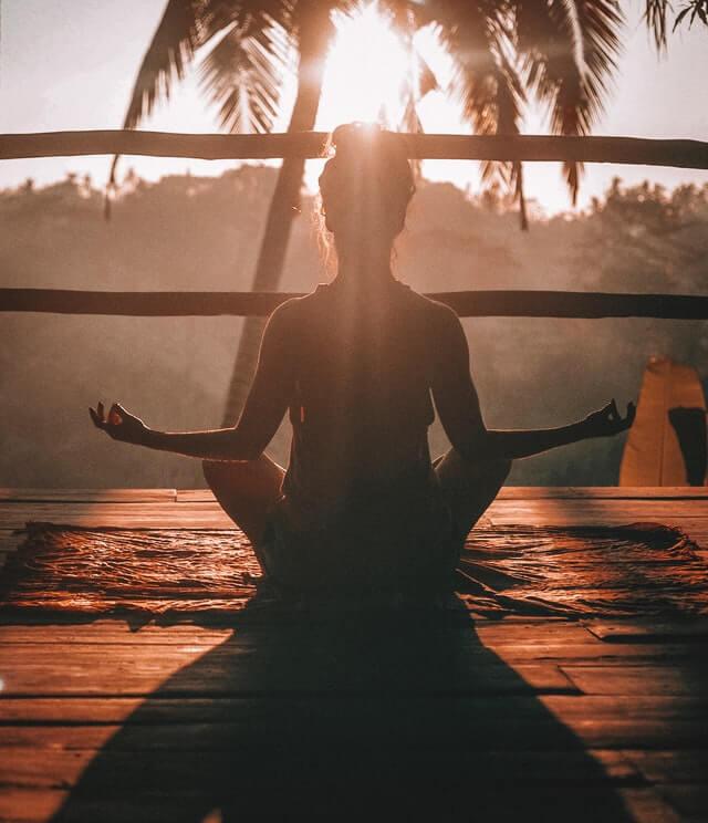 jak wzmocnić odporność - relaks medytacja