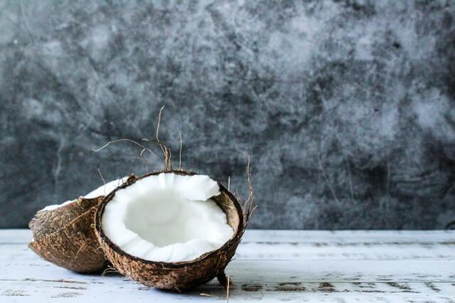 najzdrowsze produkty spożywcze - olej kokosowy