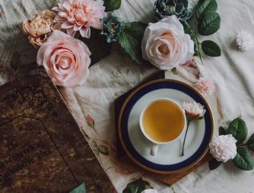 najzdrowsze produkty spożywcze - zielona herbata