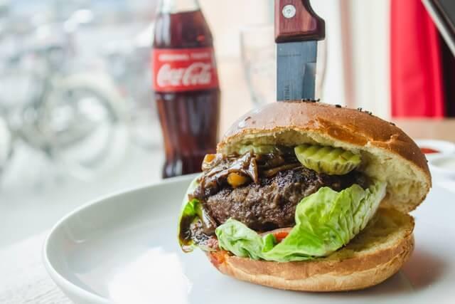 zdrowe odżywianie - czego nie jeść fast foody