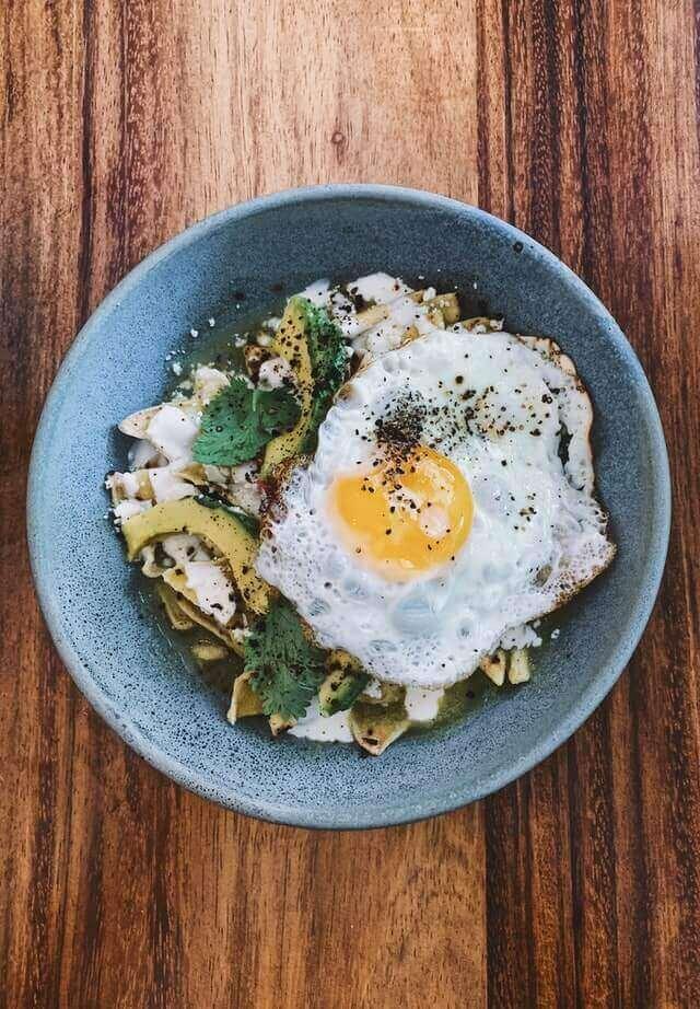 zdrowe zakupy - jajka