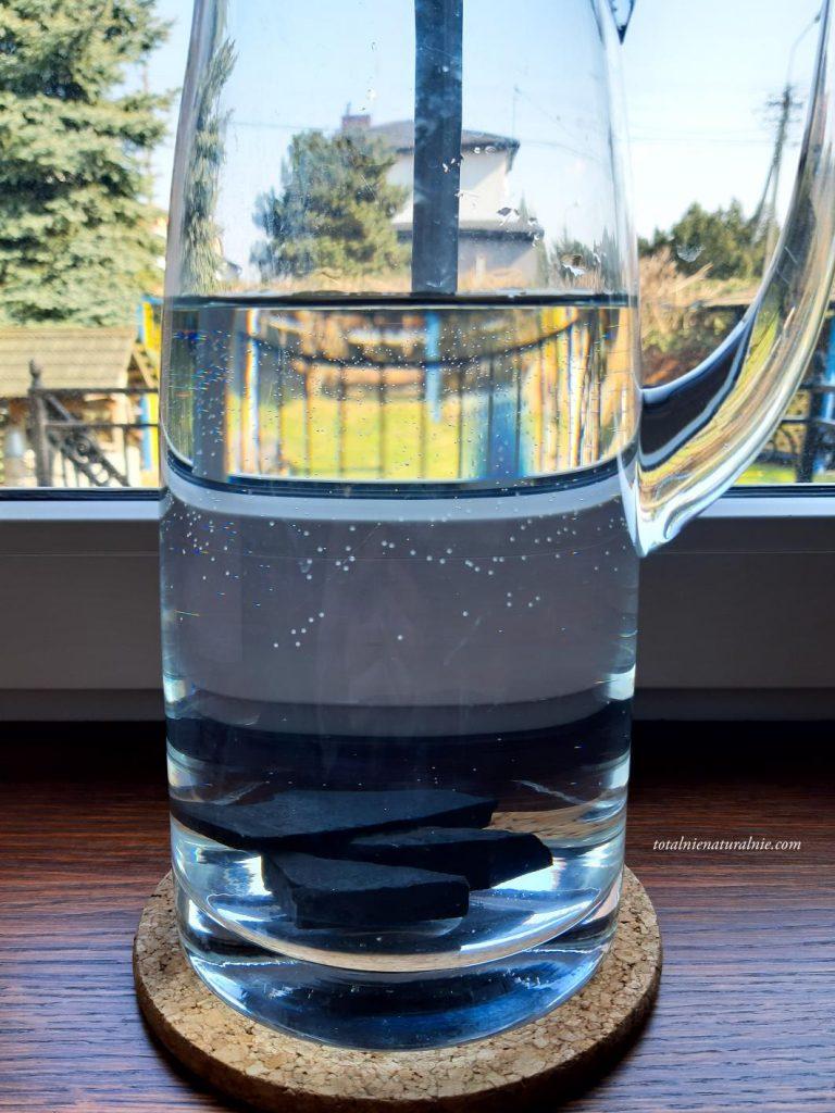 woda szungitowa