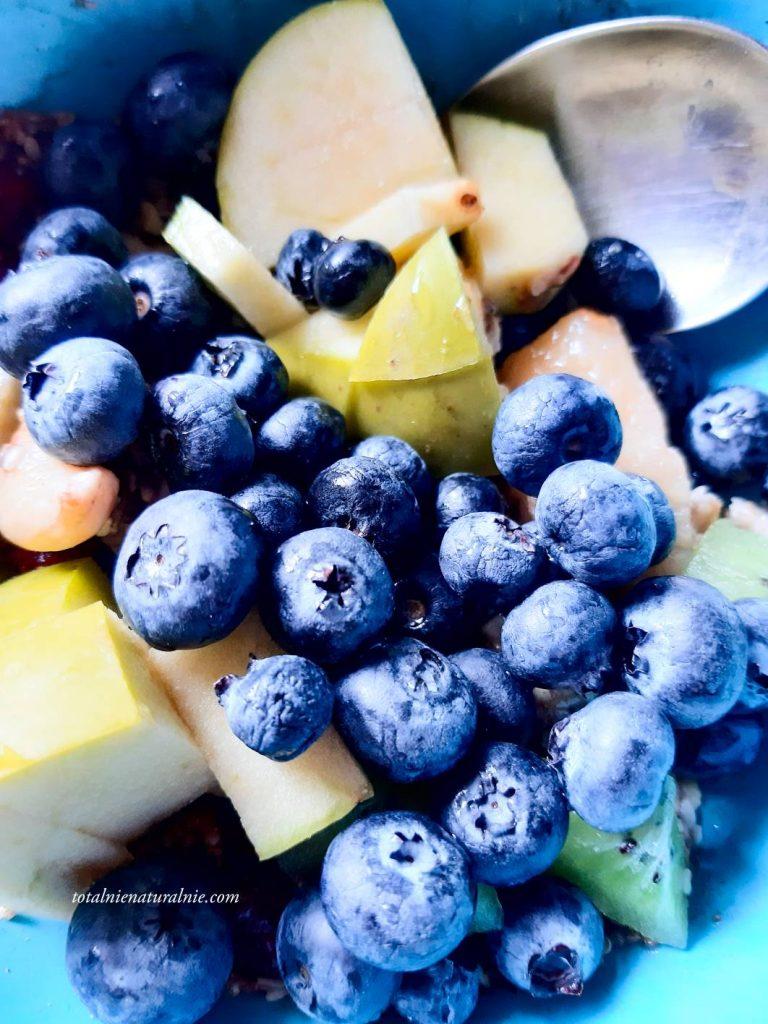 zmiana nawyków żywieniowych - owoce